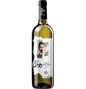 Bouteille de vin blanc El Loco de Finca la Colina 2018, appellation Rueda de bodegas Vinos Sanz