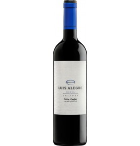 Bouteille de vin rouge Luis Alegre crianza 2016, appellation Rioja de Bodegas Luis Alegre