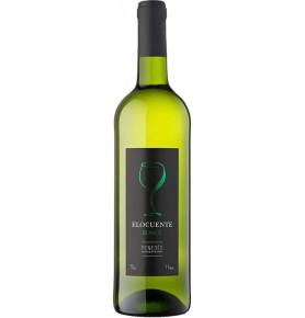 Bouteille de vin blanc espagnol Elocuente Blanco de Bodegas Covides, AOC Penedes