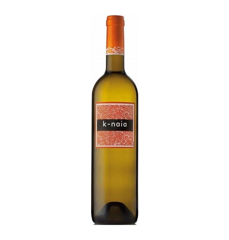 Bouteille de vin blanc espagnol K-Naia de Bodegas Naia, AOC Rueda
