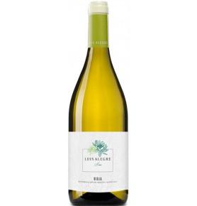 Bouteille de vin blanc espagnol Lias Viura de Bodegas Luis Alegre, AOC Rioja