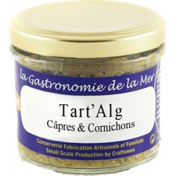 Tart'Alg câpres et cornichons