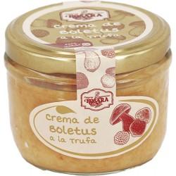 Crème de Cèpes à la Truffe...
