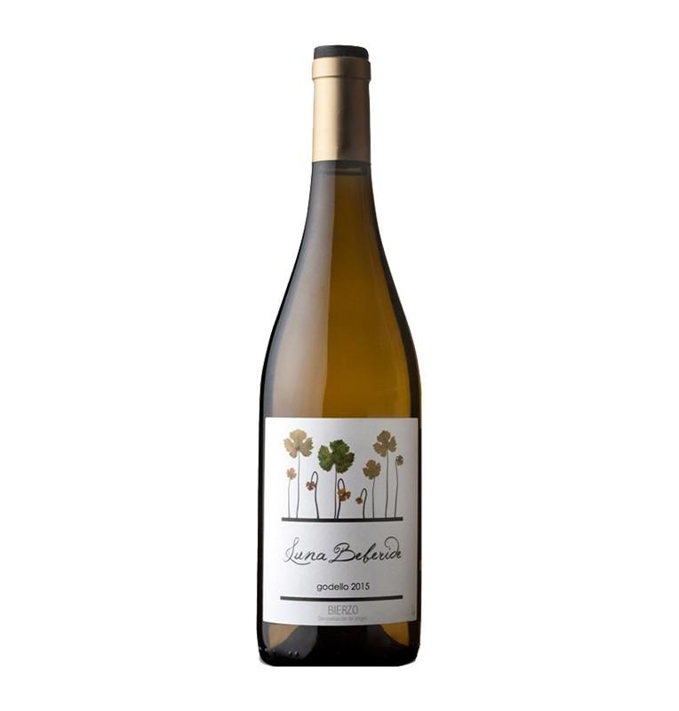 Bouteille de vin blanc Luna Godello 2018 de Bodegas Luna Beberide