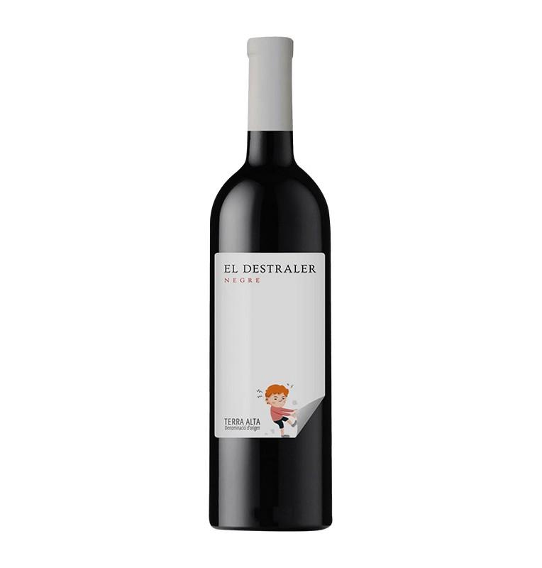 Bouteille de vin rouge Destraler Negre 2018 de Bodegas Altipla Wines