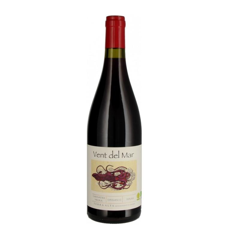 Bouteille de vin rouge Vent del Mar 2018 de Bodegas Herencia Altes