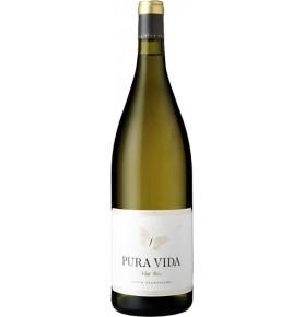 Bouteille de vin blanc Pura Vida 2018 de Cellers Underground