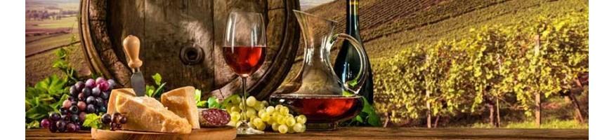 Vin rouge - Sélection de vins rouges français