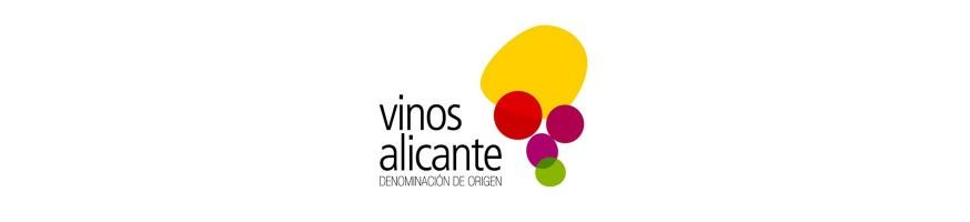 Vin rouge espagnol - Alicante