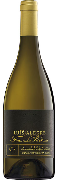 Finca la Reñana Blanco 2016 - Vin blanc de garde de Bodegas Luis Alegre